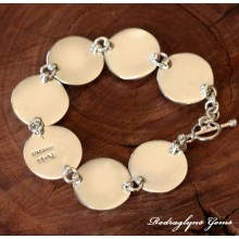Half Orb Bracelet