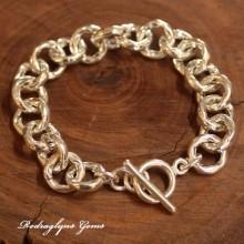 Gleaming Belcher Bracelet