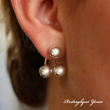 Triple Treat Earrings