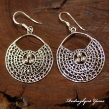 Silver Gypsy Earrings