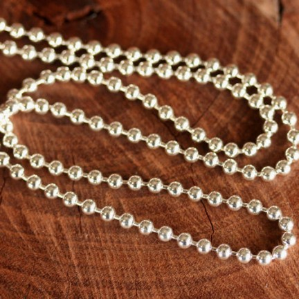 Ball Chain with Length Options