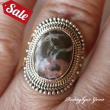 Jasper Ring Size 8