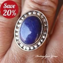 Lapis Lazuli Ring Size 10