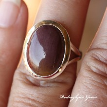 Agate Ring Size 6