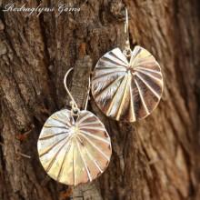 Silver Liliy Earrings